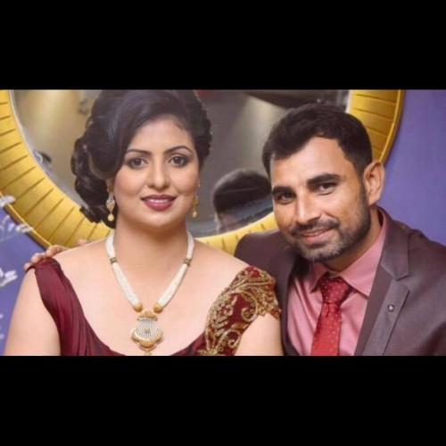 mohammad shami hits back social media on wife's pic troll