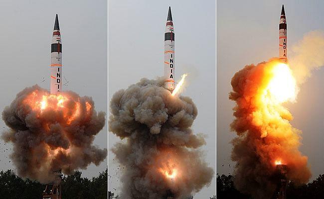 अग्नि-4 सफल परीक्षण
