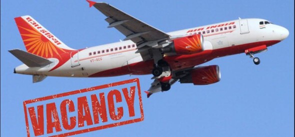 Vacancy For 10th Pass Candidates In Air India