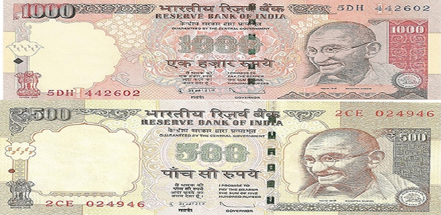 Government notifies law to make banned old note