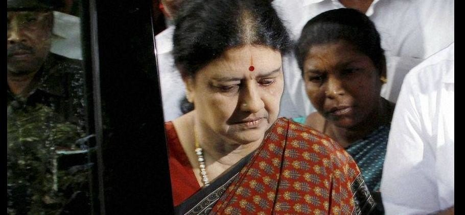 EC issued a Notice to  Sasikala on her nomination as general secretary of AIADMK