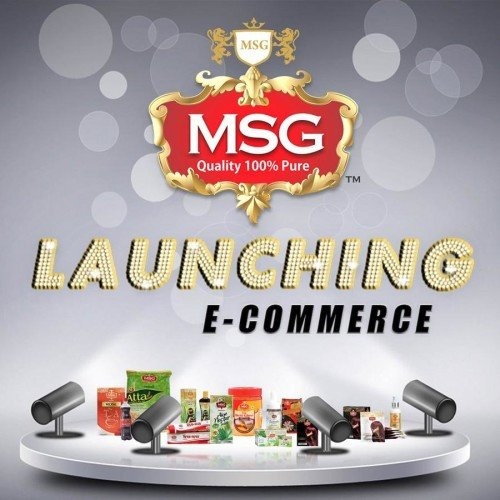 ram rahim launch e commerce of MSG Product