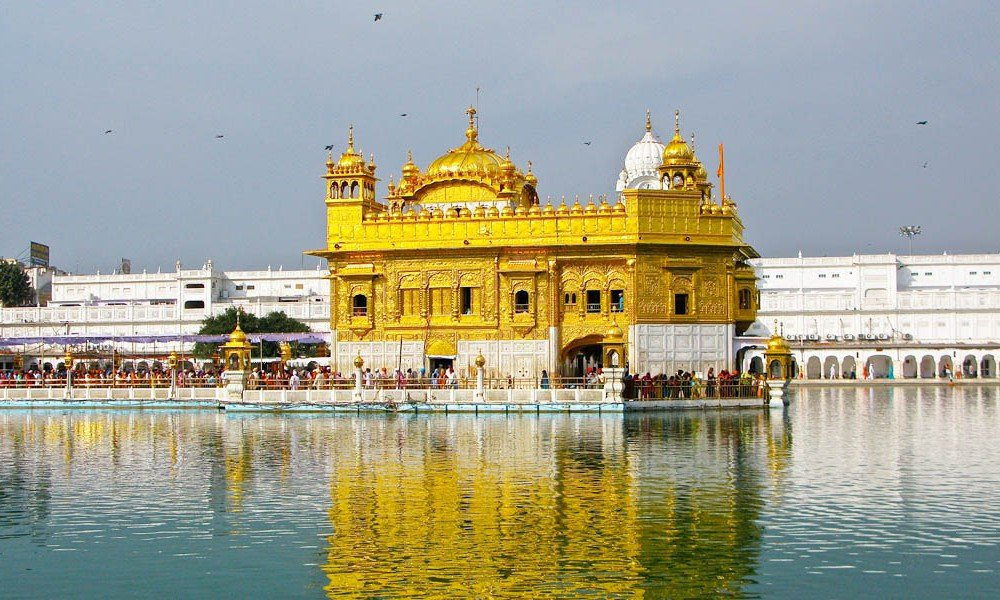 Amritsar Gurdwara