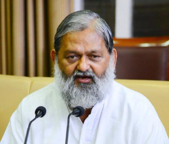 Anil vij targeted rahul Gandhi on his statement on amarnath terror attack in panchkula