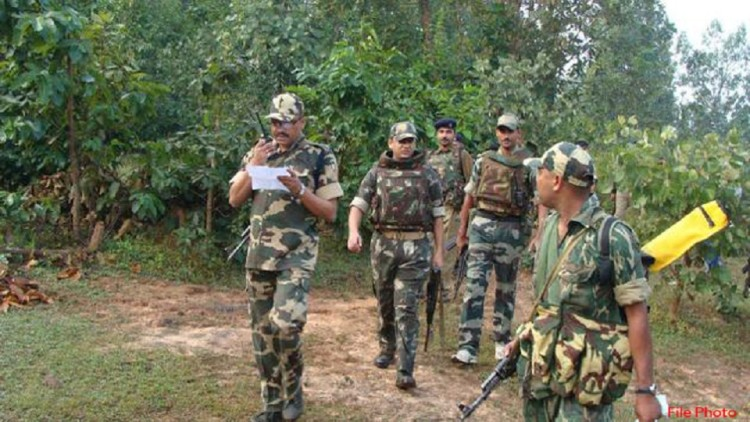 CRPF to use robots to detect IEDs in Naxal areas