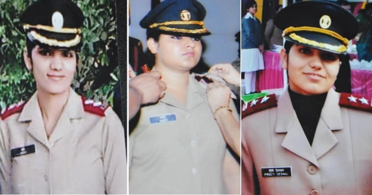 Three Daughters Of Rohtak Farmer Apointed Lieutenant In