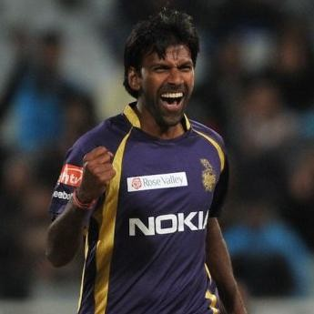 Former Pacer Lakshmipathy Balaji Appointed As KKR Bowling Coach