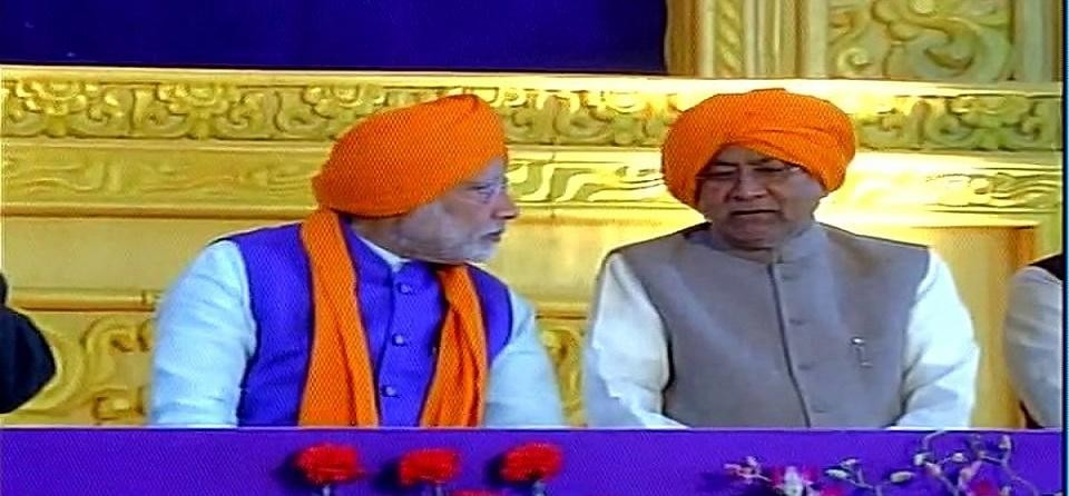 PM Narendra Modi to visit Patna today to take part in PrakashParv