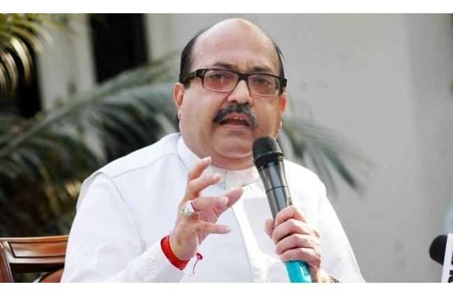 amar singh set to resign, may announce in press conference
