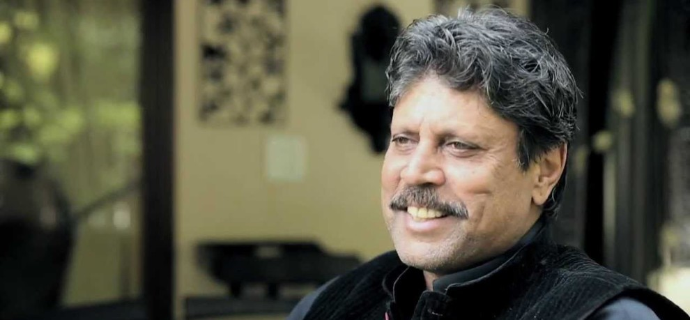 Former Indian legendary cricketer Kapil Dev Pandya better than me, but needs to work more