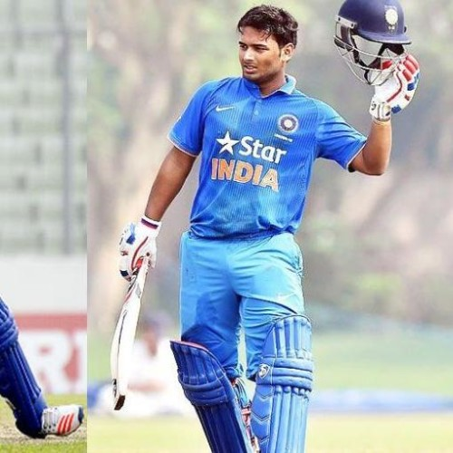 team india has one player who stroke 21 sixes in a one match