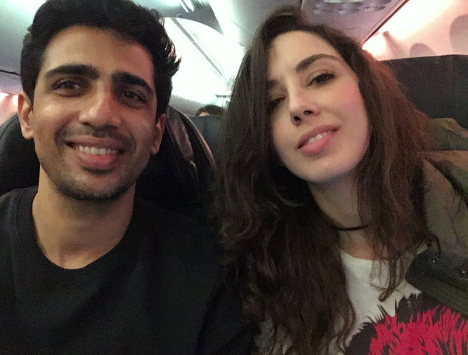 Gulshan Devaiah stuck in Instanbul due to snowstorm