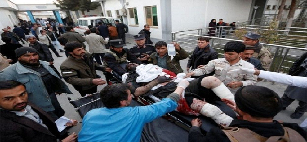 At least 21 killed, over 45 injured in Kabul twin blasts