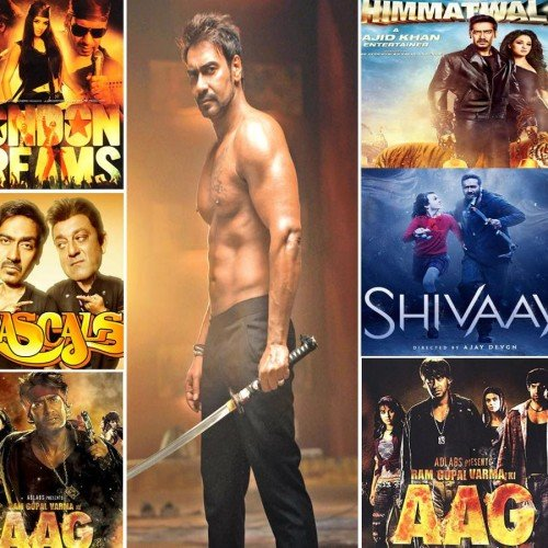 Ajay Devgn's flop films, take a look here