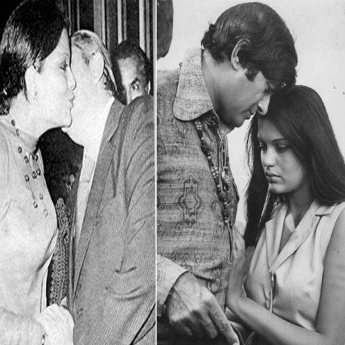 When Dev Anand lost his love to another actor