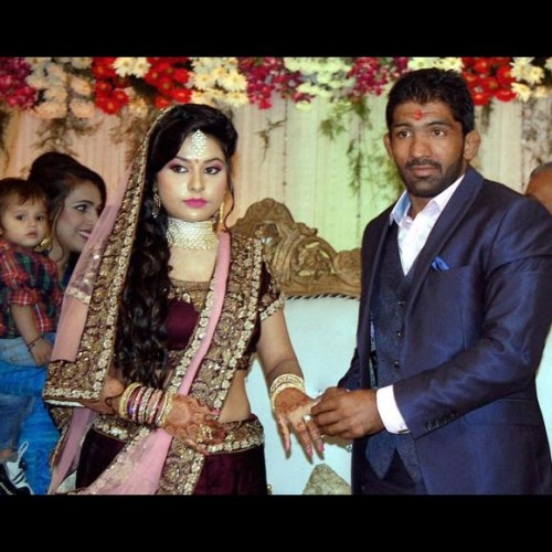 Yogeshwar Dutt's weddin preparatin start, including the prime minister invited veterans