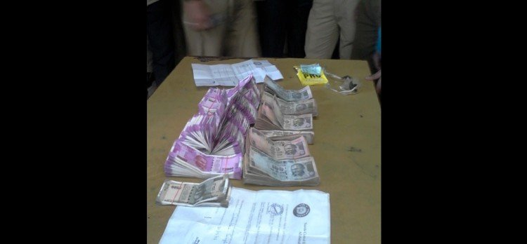 11.94 lakh recovered from New Delhi Railway Station, Karol Bagh traders were spreading