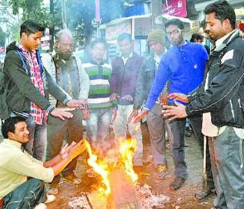 Mercury on 1.5 degrees, people wooried from cold