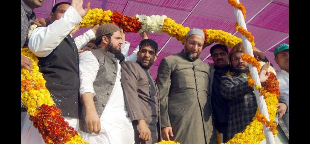 Muzaffarnagar three years old in an effort to come, but was not allowed: Owaisi