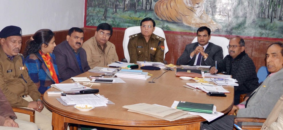 Chief Electoral Officer reviewed the preparations