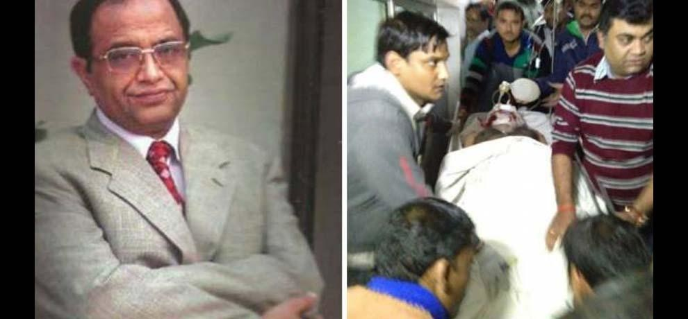 BJP MP and SP MLA may be behind dr bansal murder.