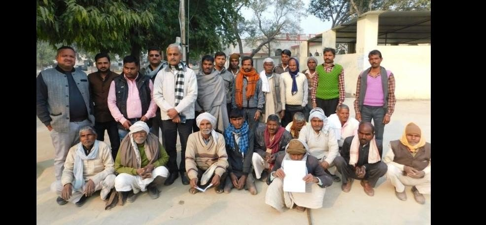 Votable relocation outrage among villagers