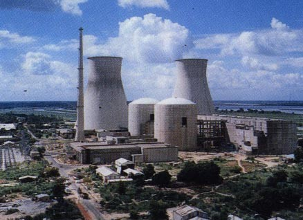 major lapse in the security of the nuclear plant of Narora