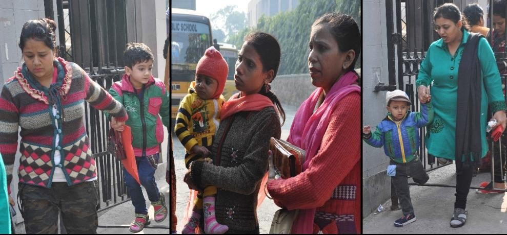 nursery admission: judge rejects to hear plea regarding admission