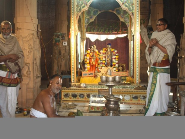 mata godamba marriage with bhagvan rangnath