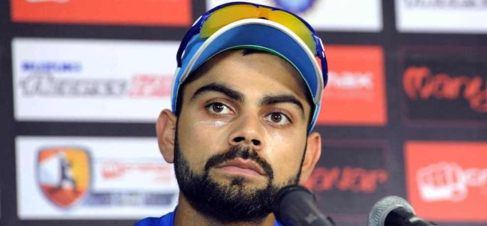 Virat Kohli Speaks To Media Before 1st One Against England