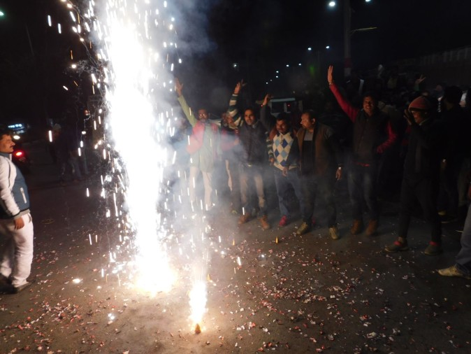 Highcourt denies permission to burn firecrackers on New Year