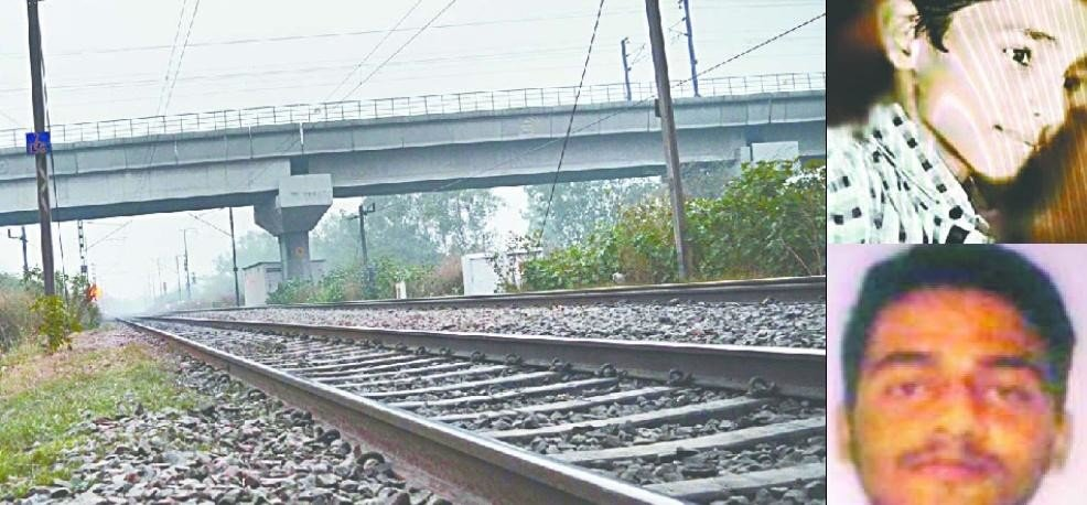 man died after hiting with train