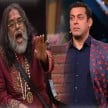 BIGG BOSS: Salman lashes out at Swami Om again