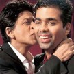 shahrukh reveals that karan talk to her mother on this topic