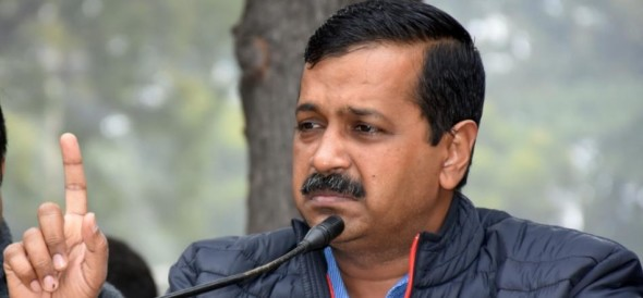 kejriwal accepts his fault after three days of mcd election says we do mistake its time to correct