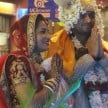 monalisa marriage with vikrant singh at bigg boss house