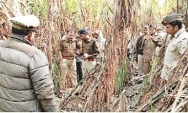 murder of a girl in meerut