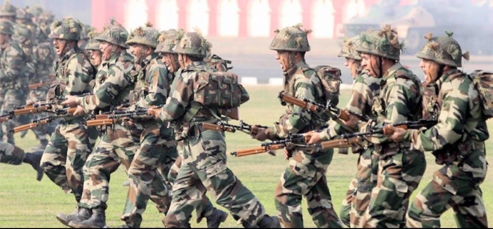 New Rules for Army Recruitment.