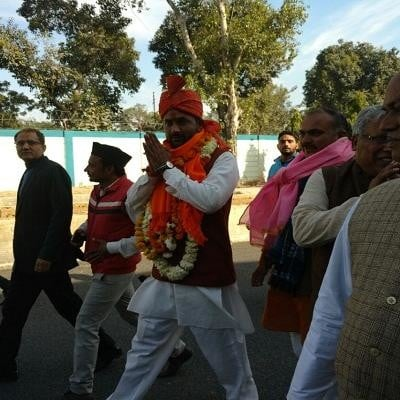 Fourth day of nomination of BJP Entry