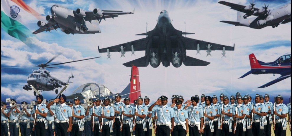 Indian Air Force pilot gets 2 years in jail for assaulting senior
