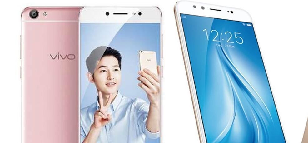 vivo launched v5 plus and v5 light