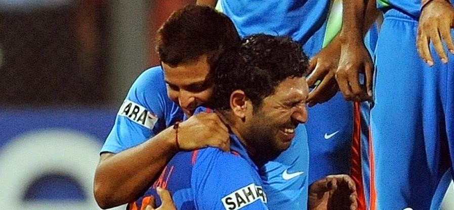 Virat Kohli's Faith Kept Yuvraj Singh Away From Retirement