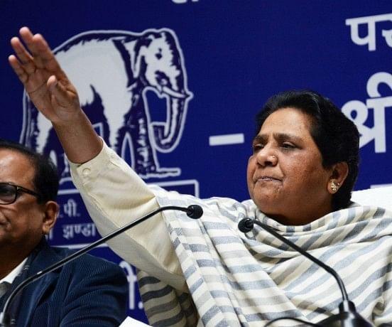 Image result for बसपा के हाथी सेकांग्रेस पार्टीके पंजे को खतरा