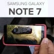 Samsung disclosed why note 7 catched fire