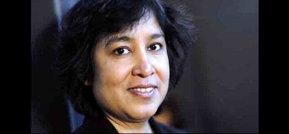 Taslima Nasreen Indian visa extended by a year