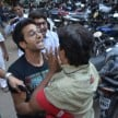 Pulkit Samrat threatens media photographer