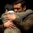 salman introduce a kid in sets of tubelight