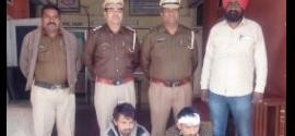 santon se loot, robry, arrest, three free