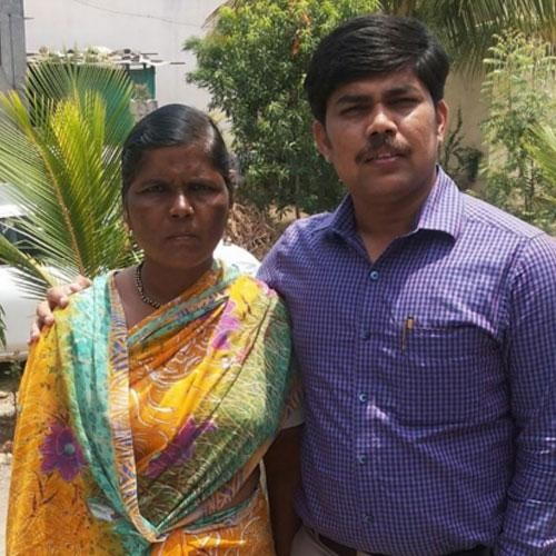 The Story of a Disabled Bangle Seller Who is Now an IAS officer