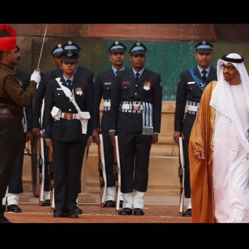 Interesting facts about abu dhabi prince nahyan who is chief guest of india in 26 january